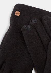 Esprit - GLOVES - Gloves - black - 2