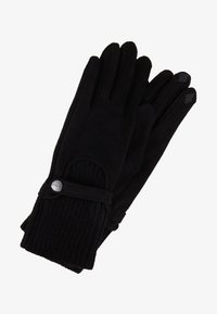 Esprit - MIXEDGLOVES - Rukavice - black - 0