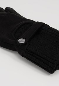 Esprit - MIXEDGLOVES - Rukavice - black - 3
