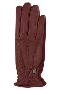 Esprit - Fingervantar - dark red - 1