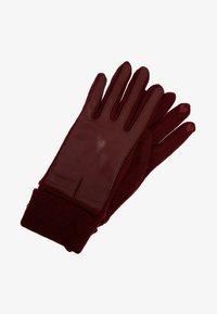 Esprit - SPORTY - Gloves - garnet red - 0