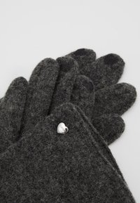Esprit - GLOVES - Gants - dark grey - 3