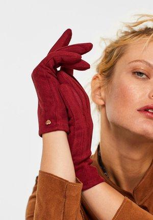 TOUCHSCREEN - Handschoenen - dark red