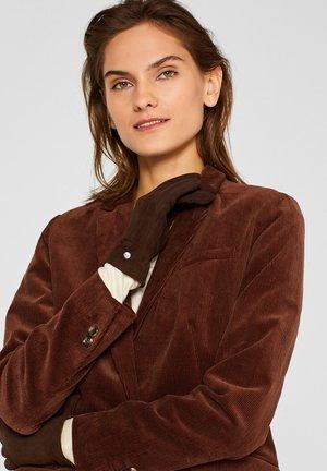Gants - brown
