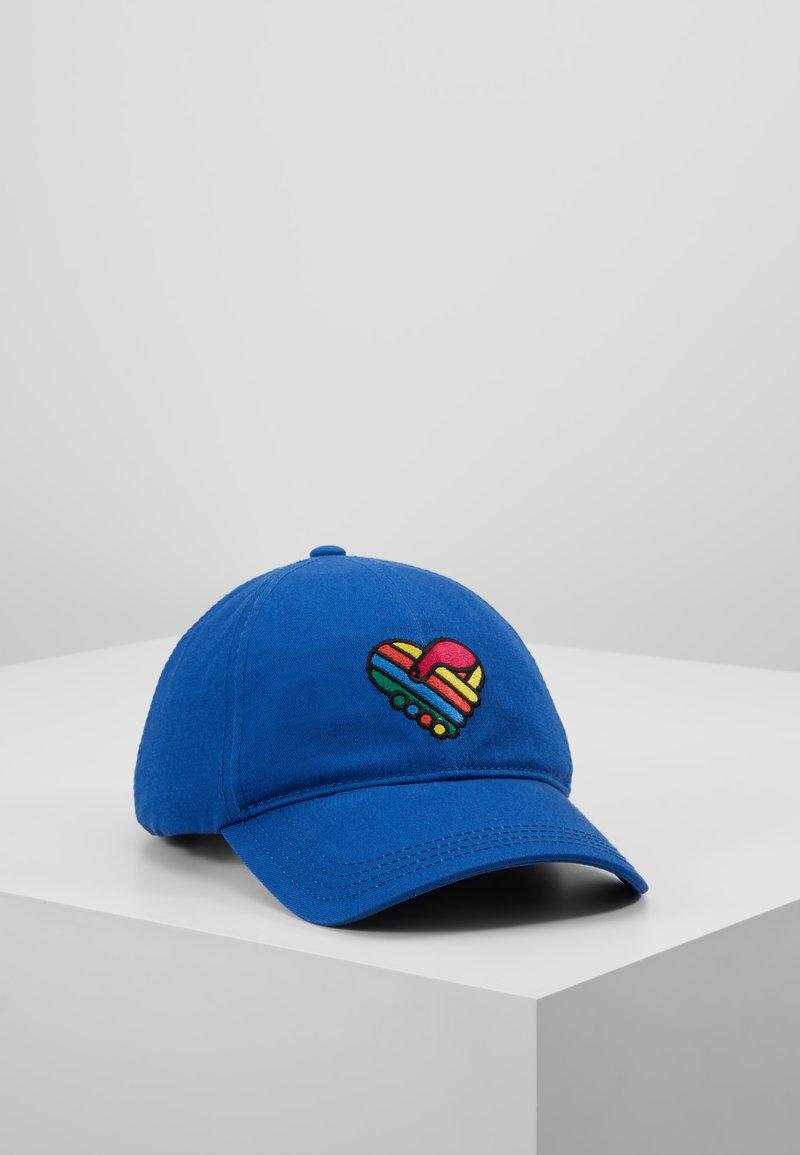 Esprit - CRAIG & KARL CAPSULE UNISEX - Cap - bright blue