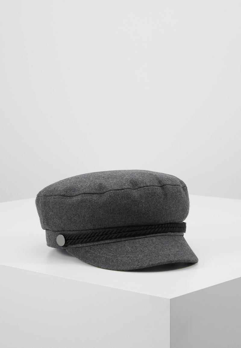Esprit - SOLID MILITAR - Mütze - medium grey