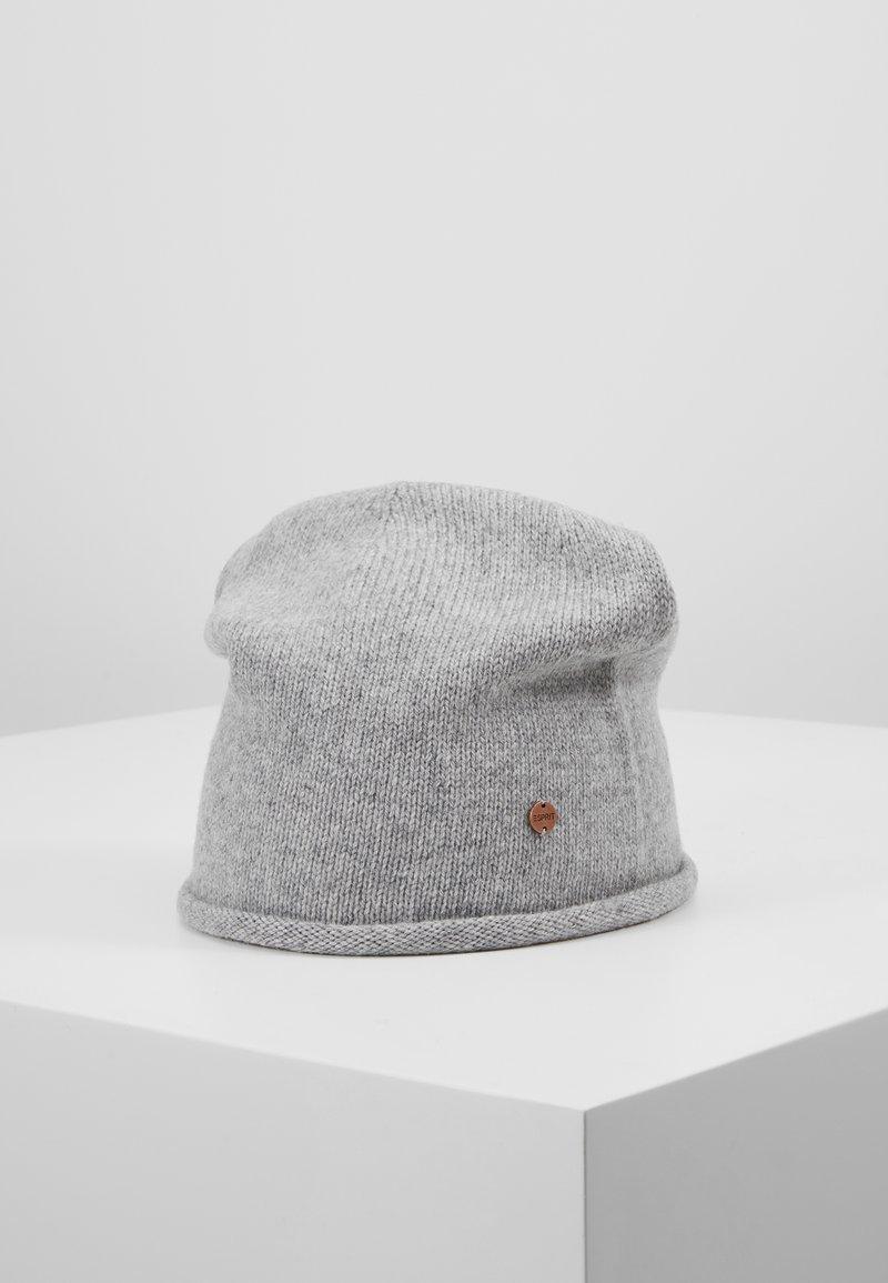 Esprit - BEANI - Beanie - light grey