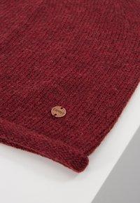 Esprit - BEANI - Mütze - bordeaux red - 4