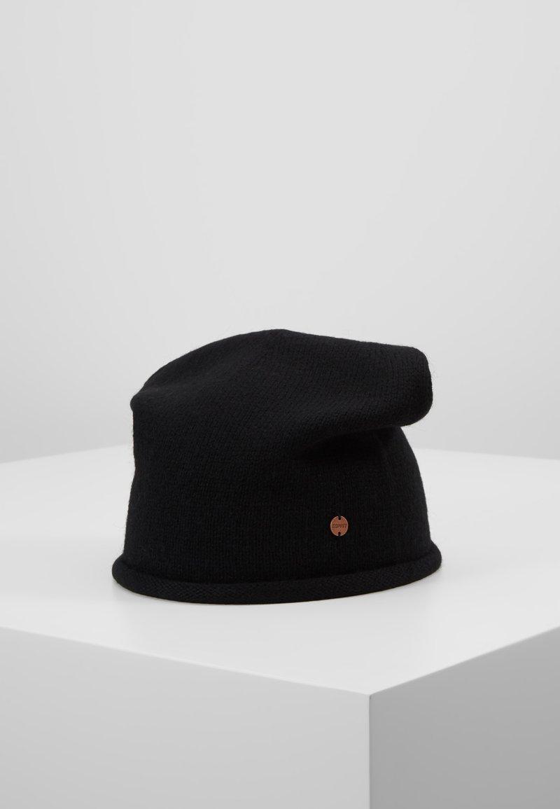 Esprit - BEANI - Beanie - black