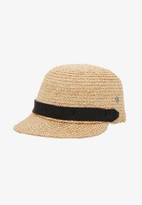 Esprit - RAFIA CAP - Cappellino - sand - 1