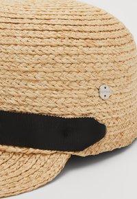 Esprit - RAFIA CAP - Cappellino - sand - 2