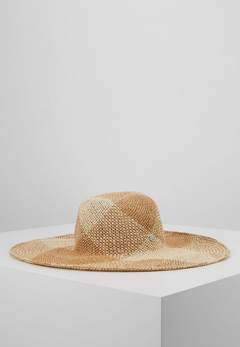Esprit - PATTLARGBRIMHAT - Hatt - beige