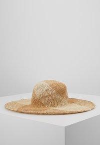 Esprit - PATTLARGBRIMHAT - Hatt - beige - 1