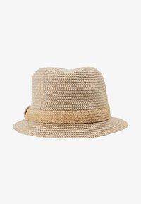 Esprit - NATURMARLEDTRIL - Sombrero - cream beige - 2