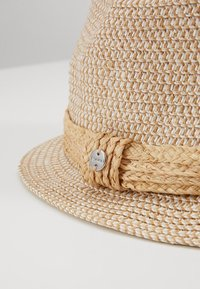 Esprit - NATURMARLEDTRIL - Sombrero - cream beige - 3