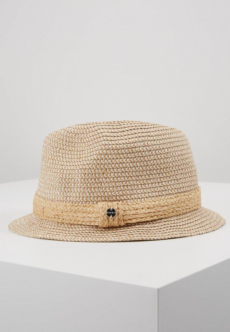 Esprit - NATURMARLEDTRIL - Sombrero - cream beige