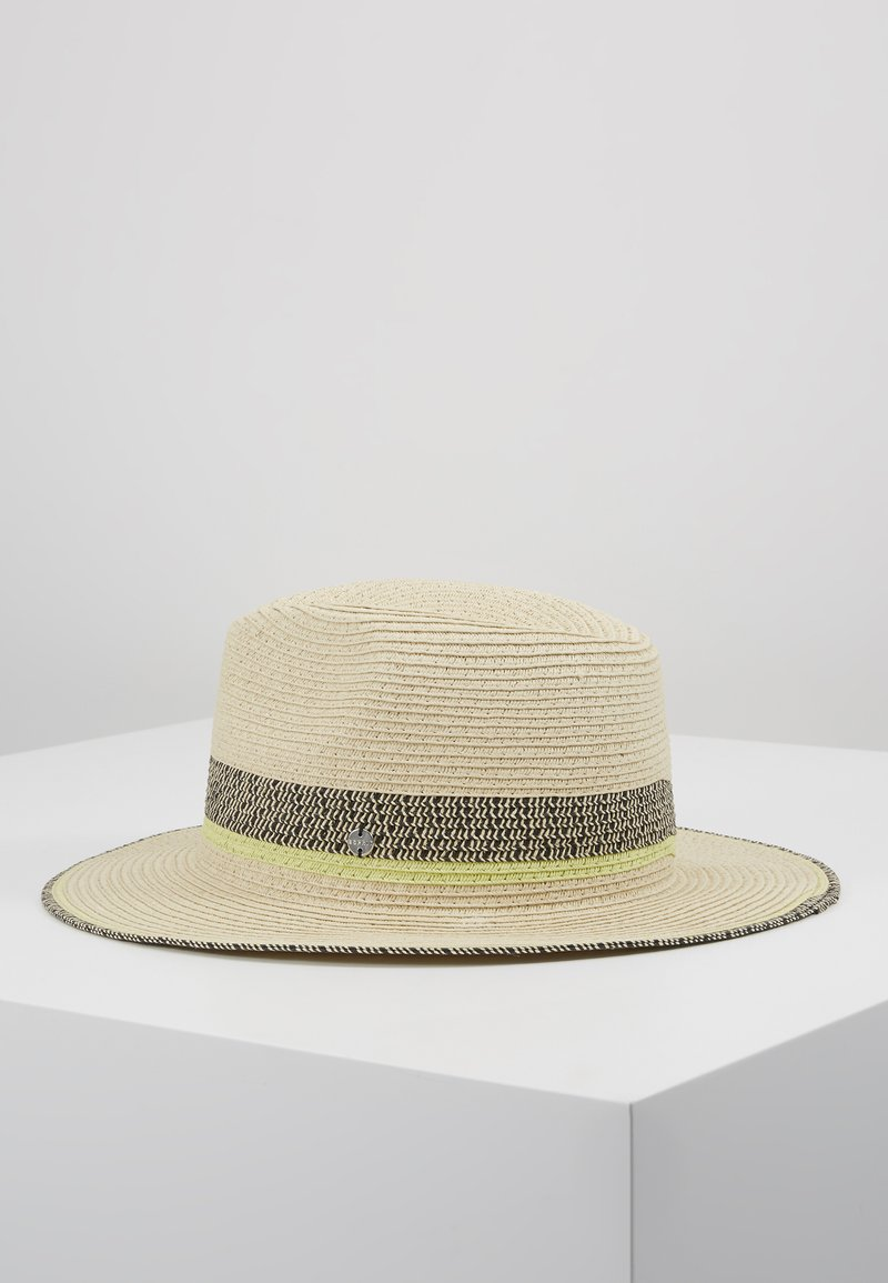 Esprit - CLRBLOCKPANAHAT - Hat - cream beige