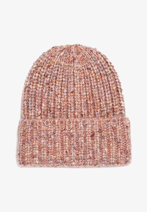 MIT WOLLE - Bonnet - old pink