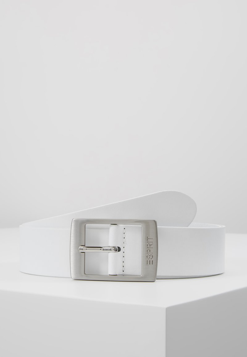 Esprit - XOCTAVIA - Ceinture - white