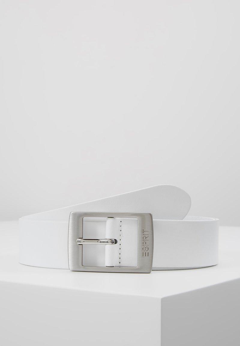 Esprit - XOCTAVIA - Gürtel - white
