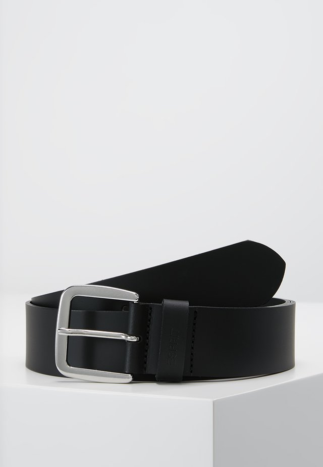 NEW BASIC  - Belte - black