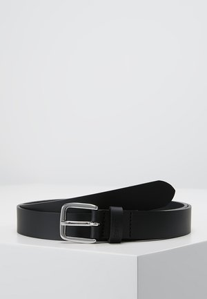 SLIM BASIC - Ceinture - black