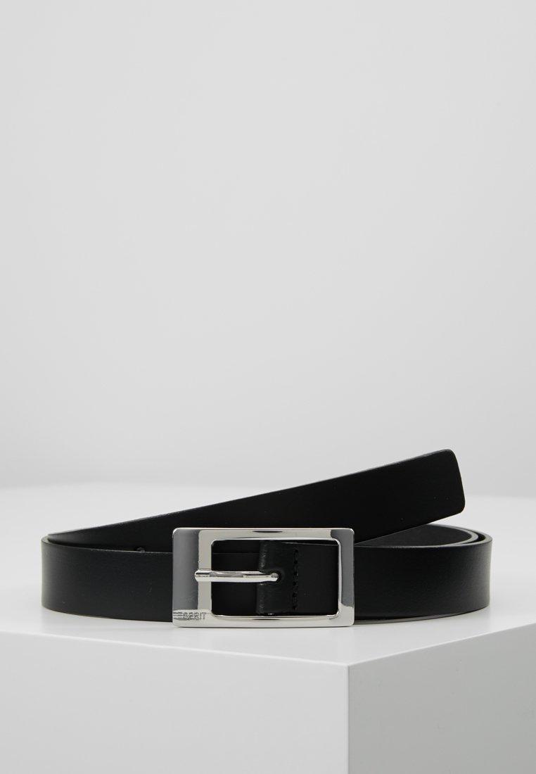 Esprit - GAMILA - Pásek - black