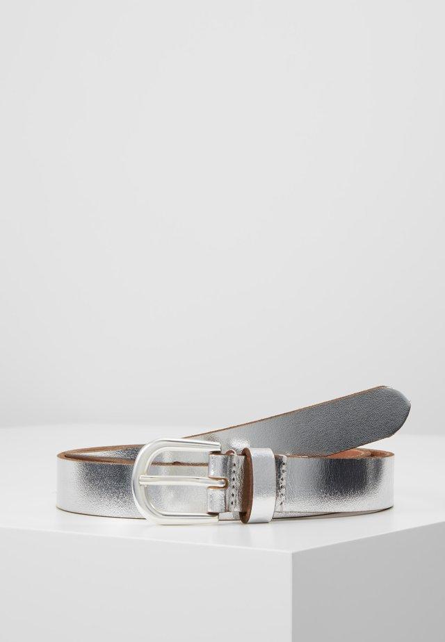 BELT - Pásek - silver-coloured