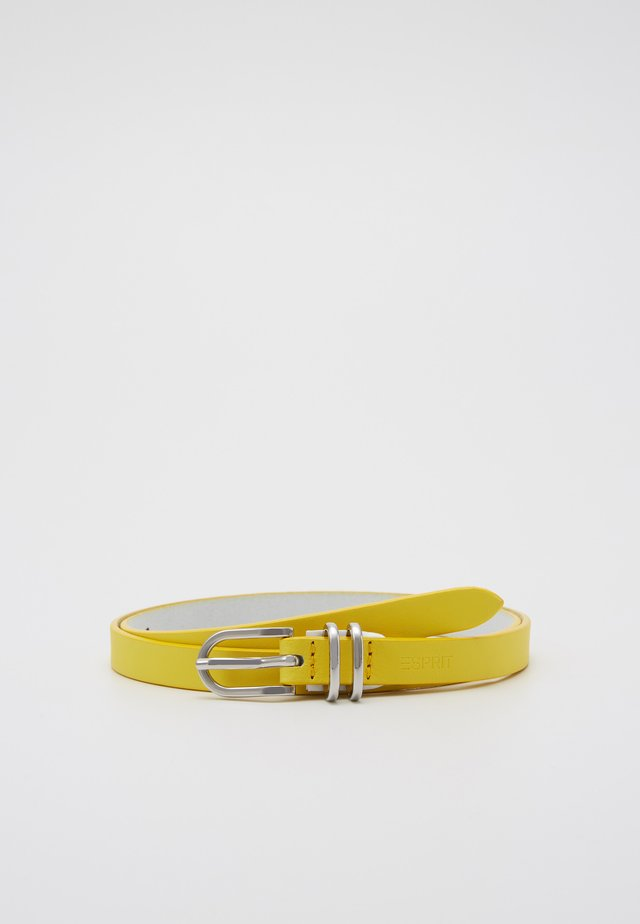 Riem - yellow
