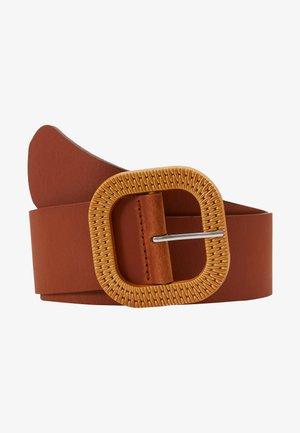 Belte - rust brown