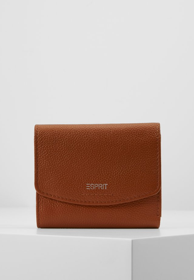 CLASSCITY - Wallet - burnt orange
