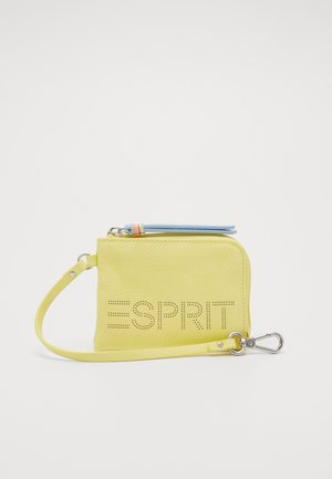 DENISE - Wallet - light yellow