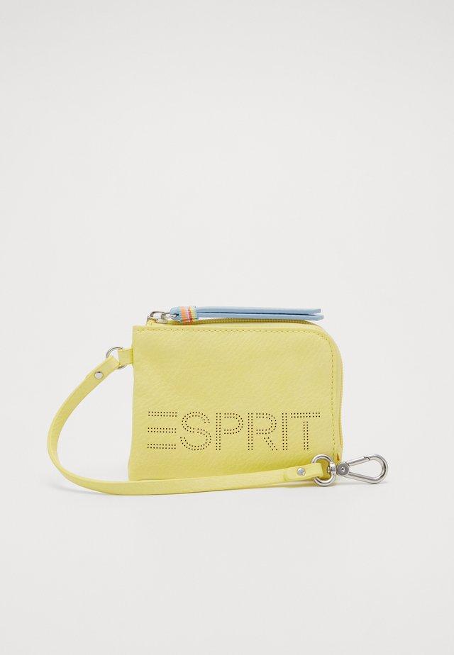 DENISE - Portfel - light yellow