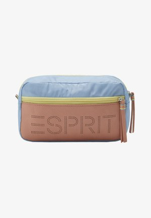DARIA COSMPCHM - Wash bag - light blue