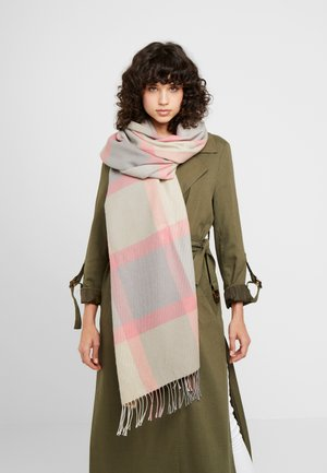 Scarf - light taupe