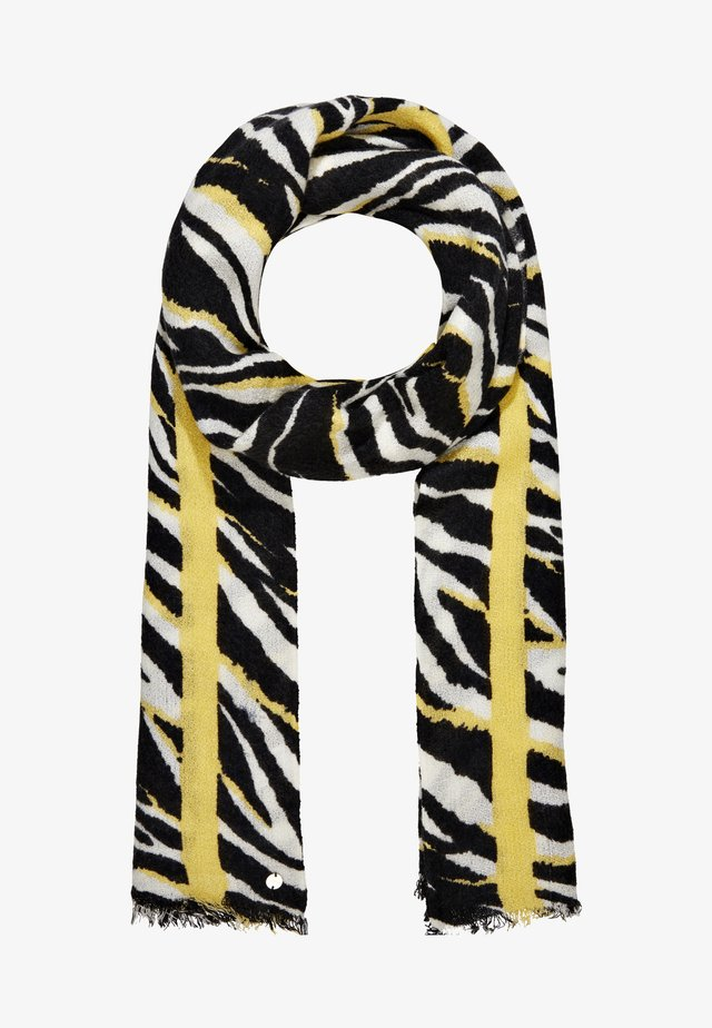 SOFTZEBRASCARF - Huivi - black
