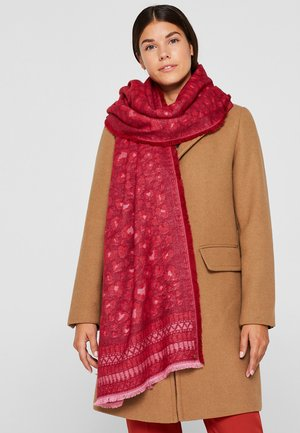 Snood - bordeaux/red