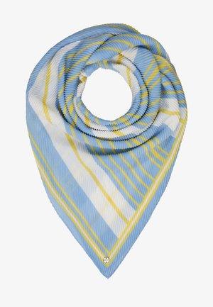 PLISSEESQUARE - Foulard - light blue