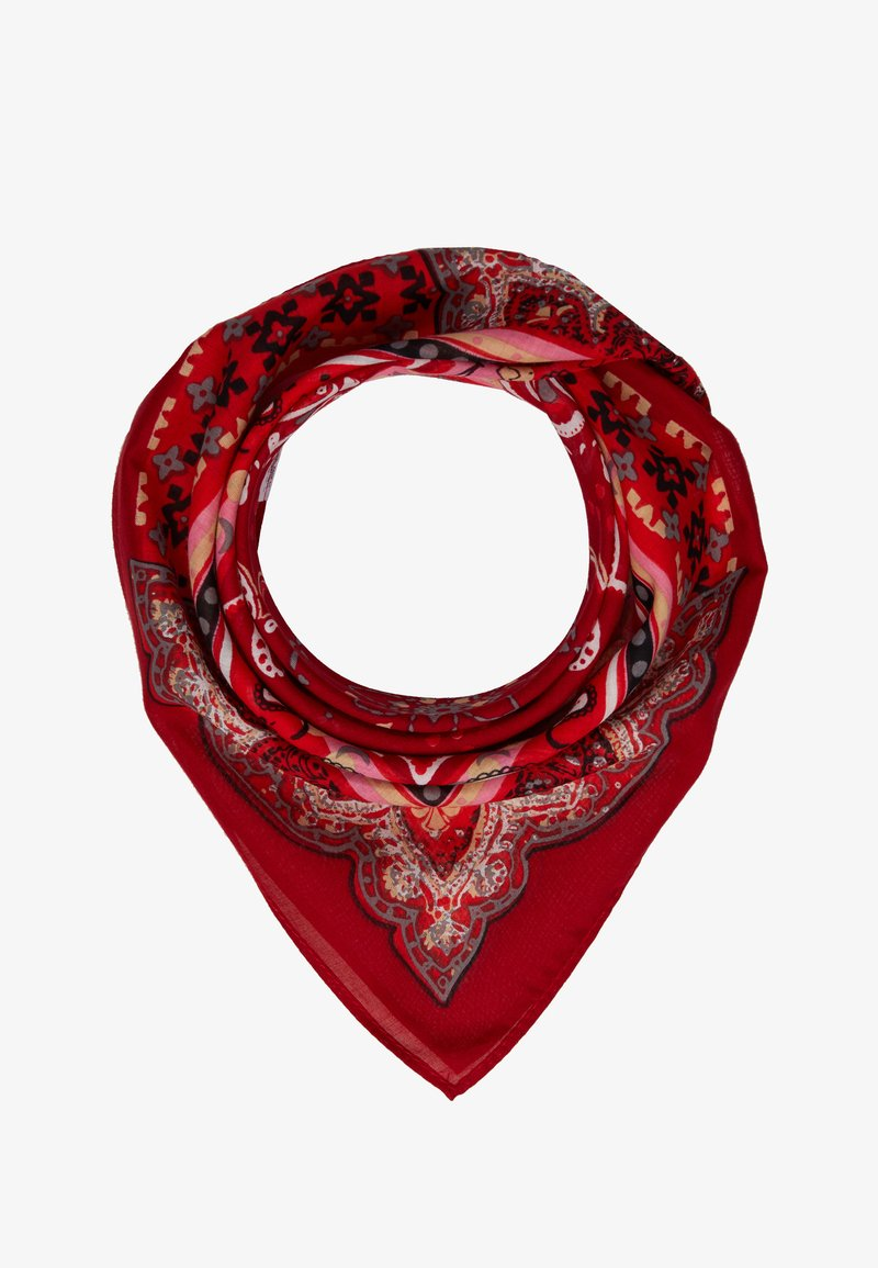 Esprit - PAISLEYBAND - Tuch - red