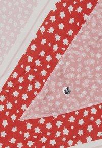 Esprit - FLOWDIAMSCA - Šátek - cherry red - 1