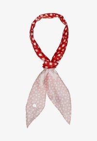 Esprit - FLOWDIAMSCA - Šátek - cherry red - 0