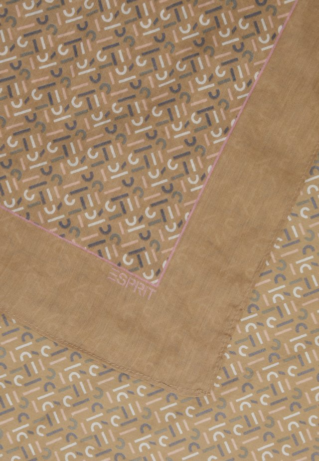 Tuch - light taupe