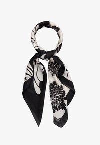 Esprit - FLOWERMIX - Foulard - black - 0