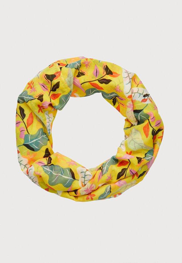 FLOWERINFIN - Foulard - bright yellow