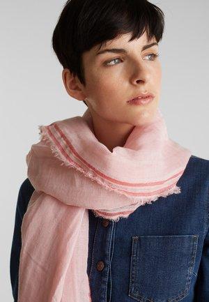 MIT CRINKLE-LOOK - Sjaal - pink