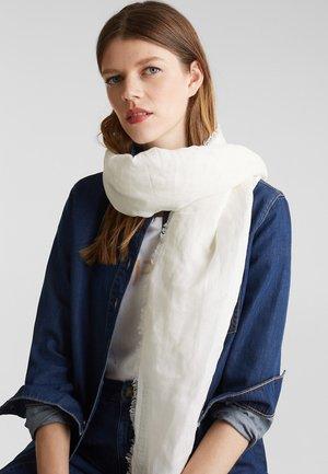 Schal - off white