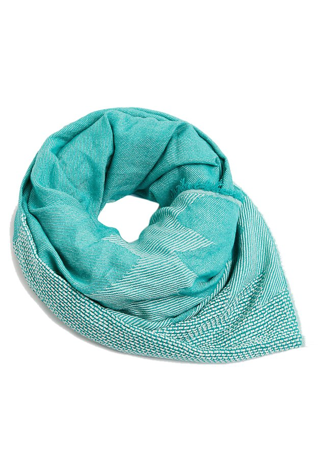 FASHION SCARF - Sjaal - teal green