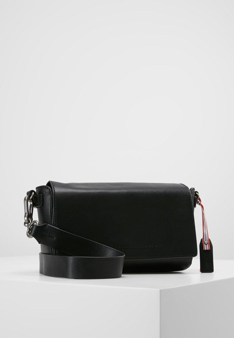 Esprit - Umhängetasche - black