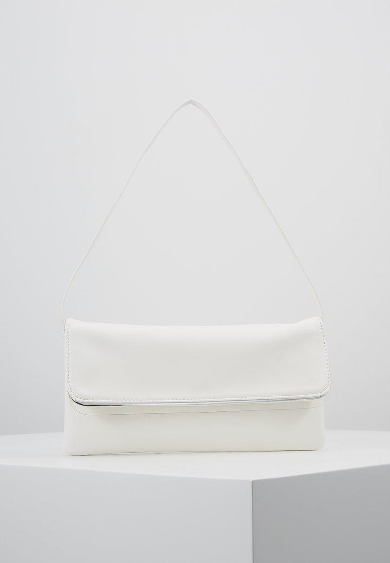 Esprit - MARTA BAGUETTE - Pikkulaukku - white