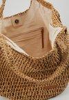 Esprit - DIDO - Shopping bag - camel